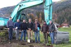 Bautagebuch Zankl Halle Waidegg