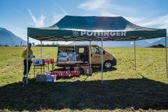 Feldtag Pöttinger Bodenbearbeitung