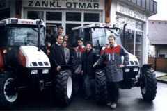 Hausmesse 2001
