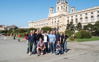 ZANKL Firmenausflug nach Wien