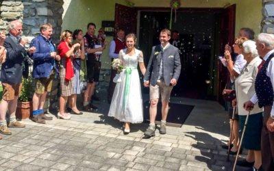 Hochzeit Horst und Katharina