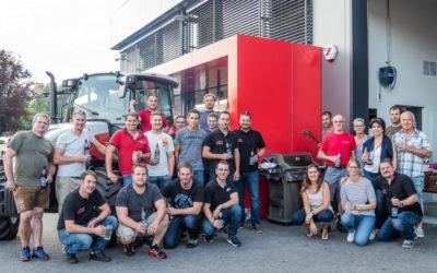 Firmengrillfest in Klagenfurt