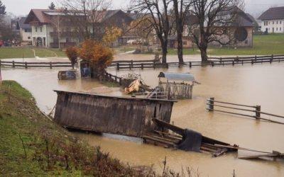 Hochwasser Hilfspaket für Rattendorf