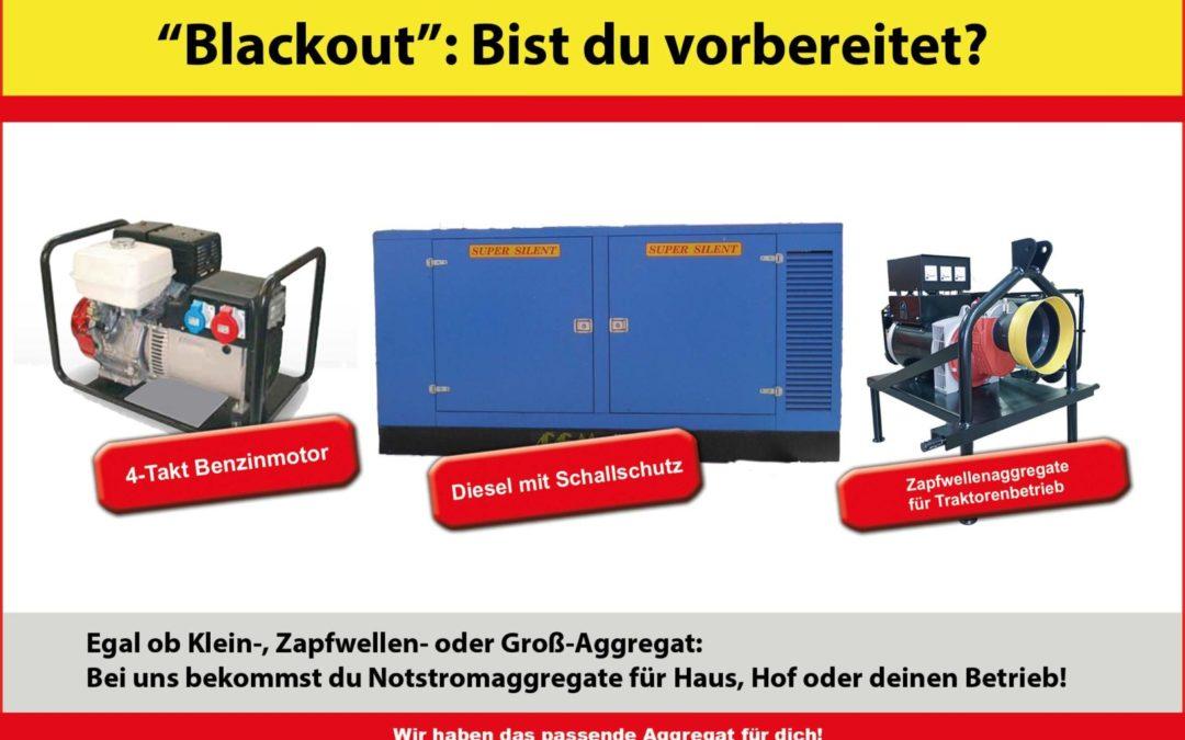 blackout-aggregat