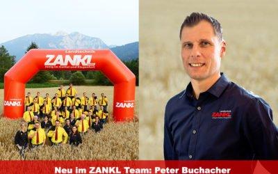 Peter Buchacher neu im Zankl Team
