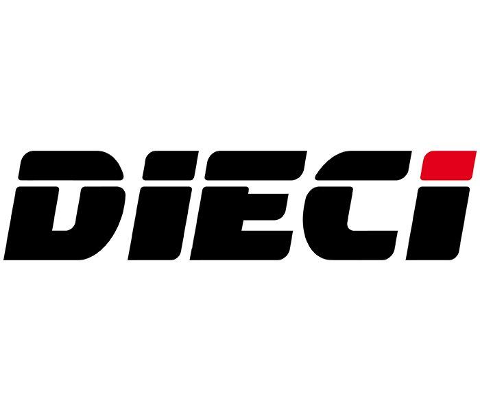 Logo Dieci 2012 - Scritta Dieci-sk