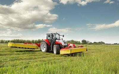 Steyr Traktoren neue Modelle Herbst 2021