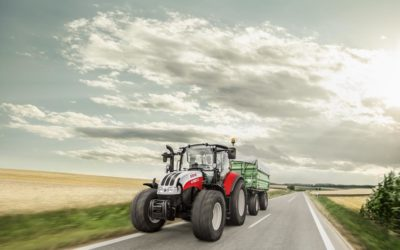 Steyr Multi Update für Traktor