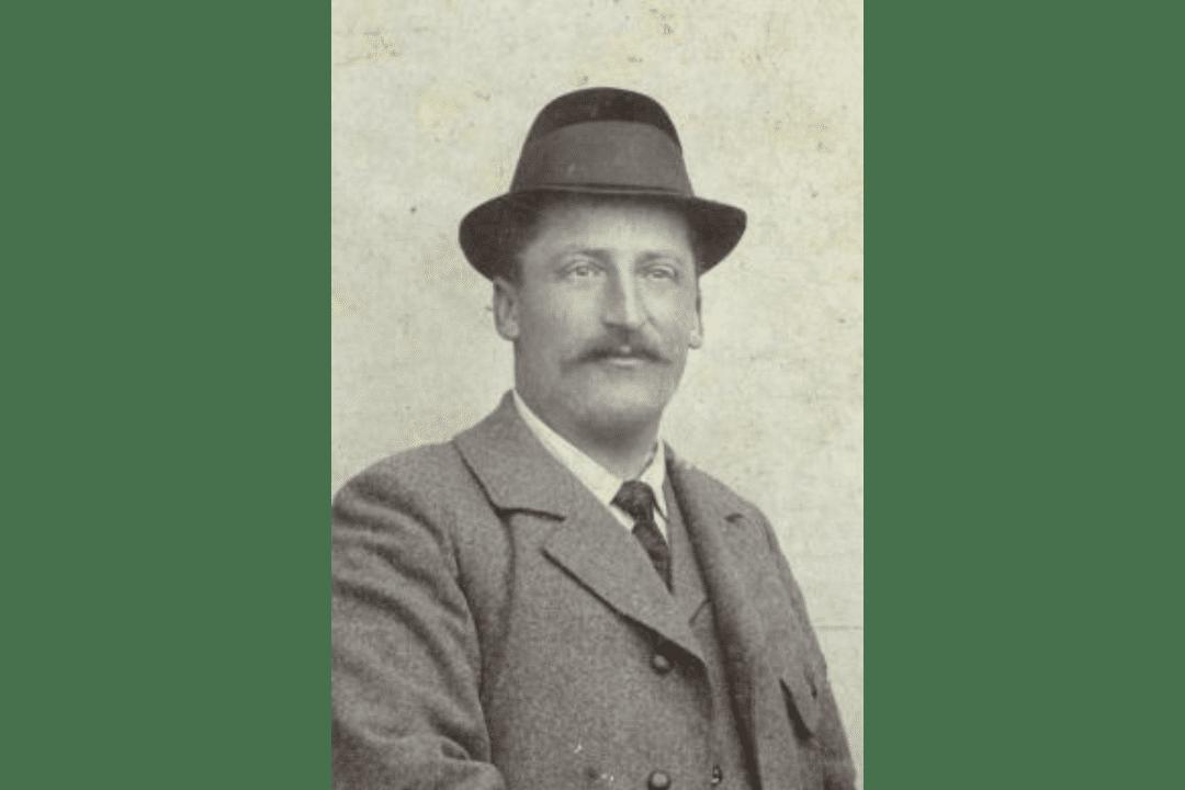1917 Johann Zankl II