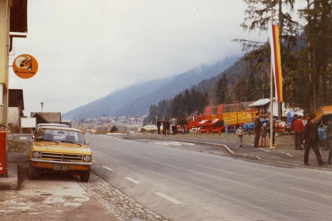 1983 Ausstellungsflaeche
