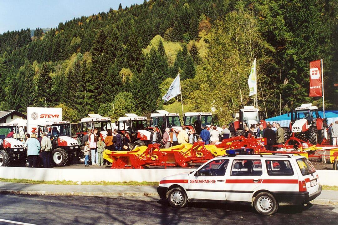 2001 Ausstellungsplatz