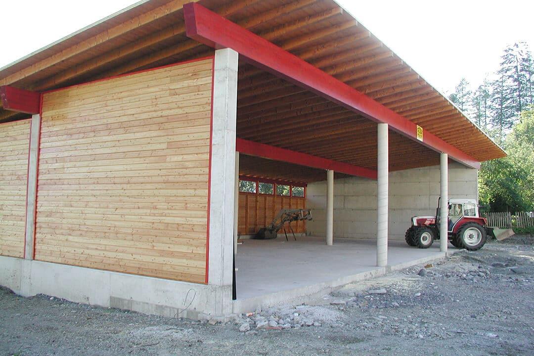 2002 Lagerhalle Zankl