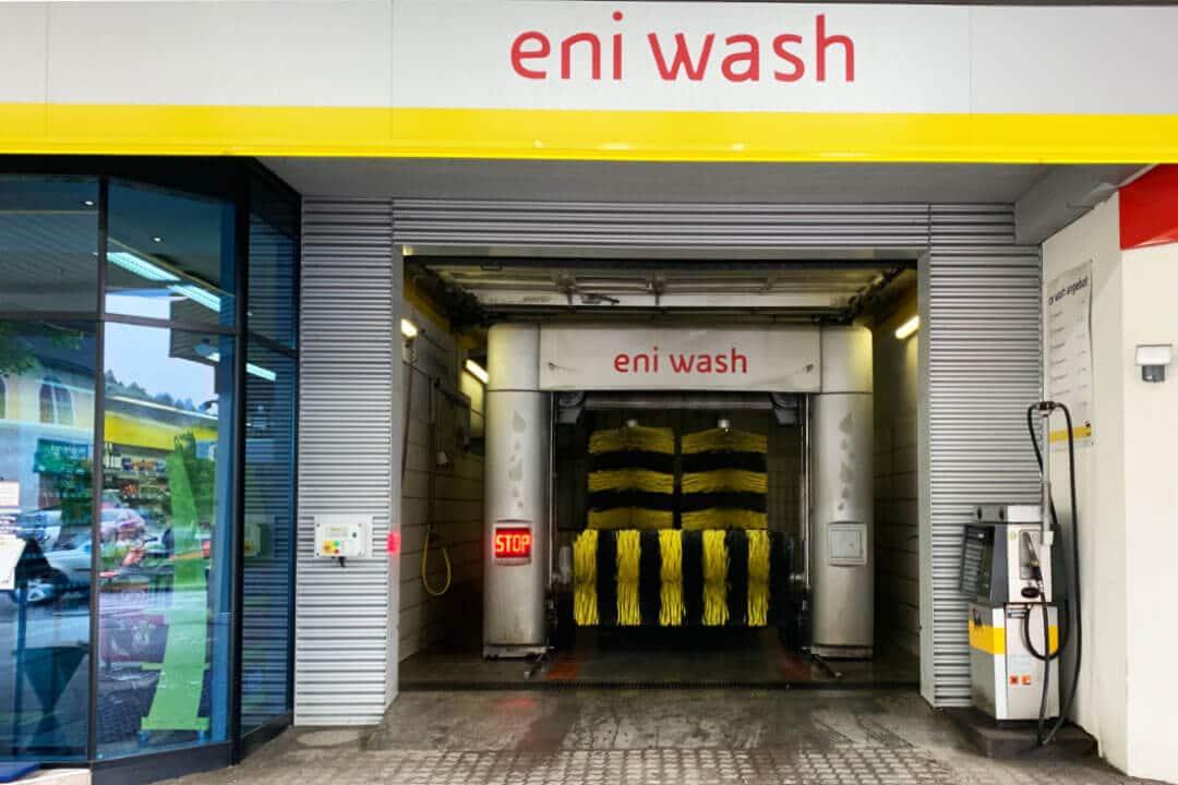 eni waschanlage jenig