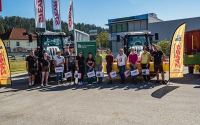 Seminar LK Kärnten Frauen Fit in der Landtechnik