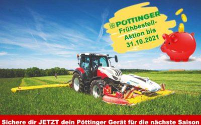 Aktion Pöttinger bei ZANKL Landtechnik